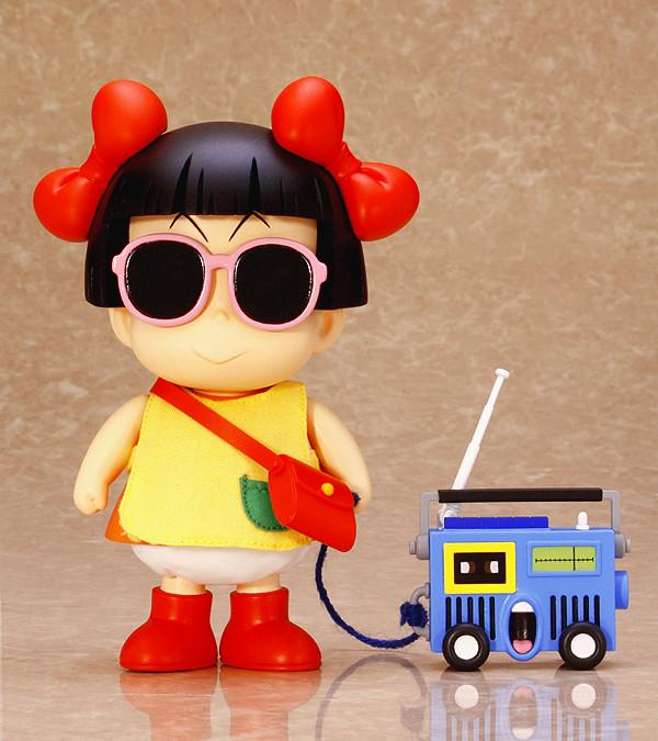 怪博士與機器娃娃 香菇妹妹 外出旅行版本