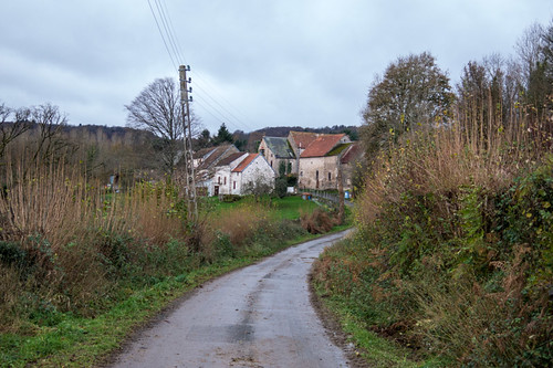 Village in the Creuse