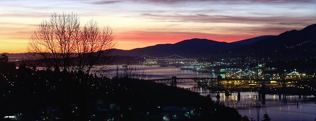 Vancouver Sunset