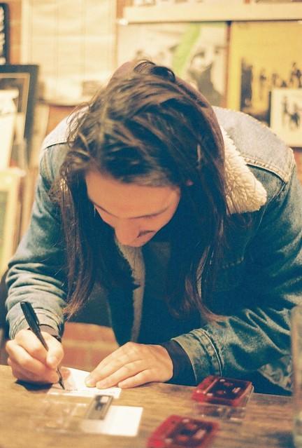 Michael Rault, Tape Signing