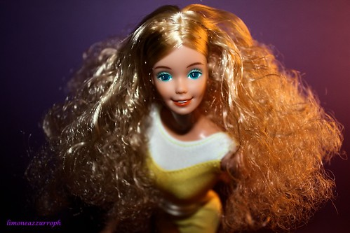 My Music Lovin Barbie 1985.