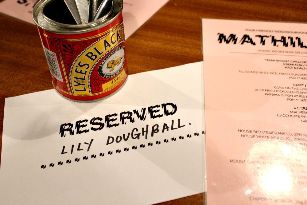 Mathilda's Chilli Bar Bristol