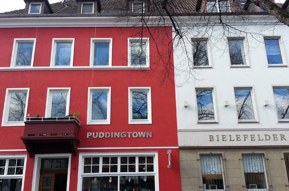 Bielefeld - Puddingtown ;-)