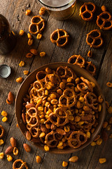 Seasoned Pub Snack Mix