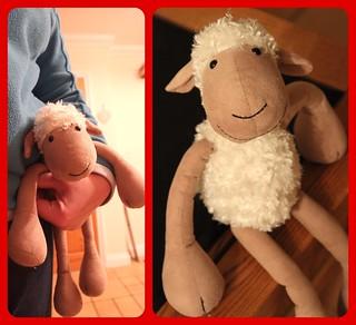 Happy New Sheep Year!