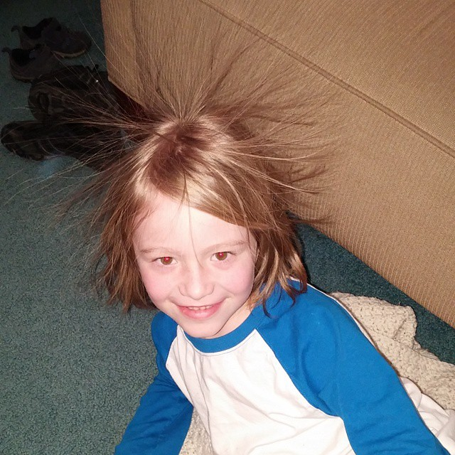 The Amazing Static-Man #kids