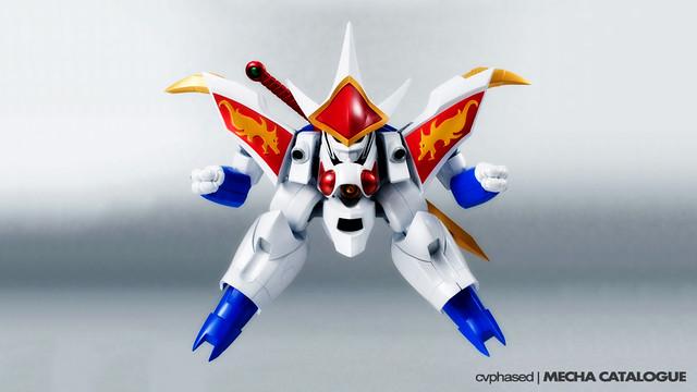 ROBOT Damashii <Side MASHIN> Shinsei Ryuujinmaru