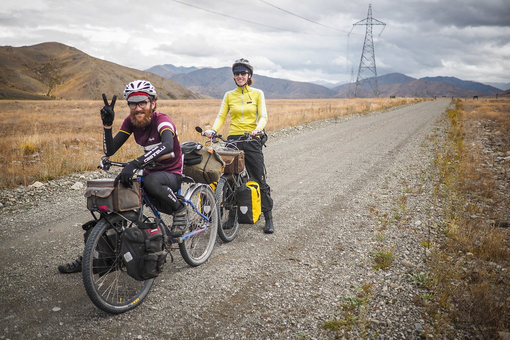 WestCoastPete on the Molesworth Muster Trail, New Zealand