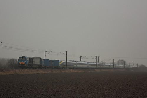 Vossloh 5001757 - G 2000-3 BB - SNCB-NMBS  5701 / Merris