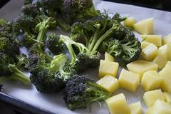 Brokoli Çorbası Hazırlık
