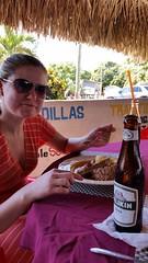 Lunch at Tina's