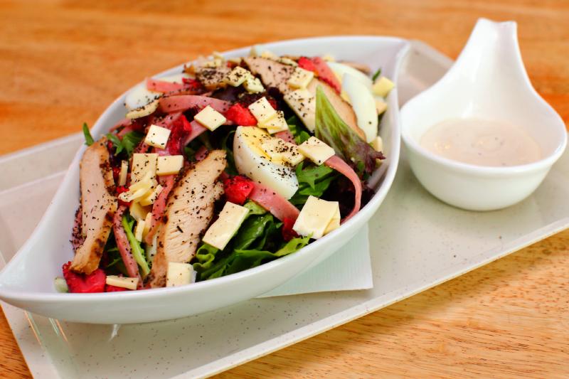 Sikit Atas Last-Minute-Salad