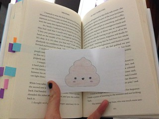 Books: The Fault In Our Poop Emoji