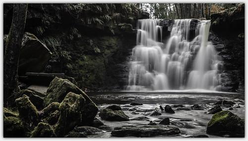 longexposure water yorkshire waterfalls cascades westyorkshire cullingworth hardenbeck goitstockfalls