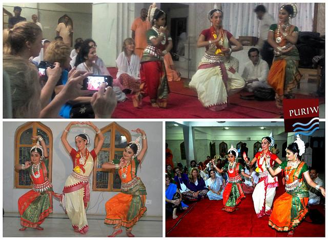 Friendship Festival 2015 has organised at Gopinath Gaudiya Temple Puri