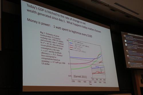 Bruce Milne (Money is Power slide)