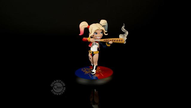 Quantum Mechanix Q-Fig 【小丑女】Harley Quinn 最瘋癲!最可愛!