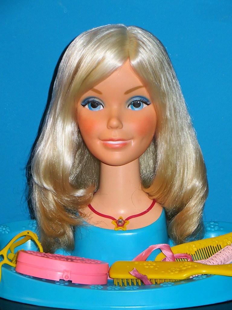 Superstar barbie fashion face 53