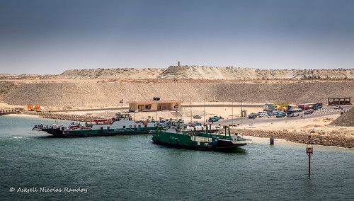 egypt maritime ships suez suezcanal vessel canal ferry transit askjell