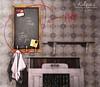 .kalopsia made in london. kitchen chalkboard for flf