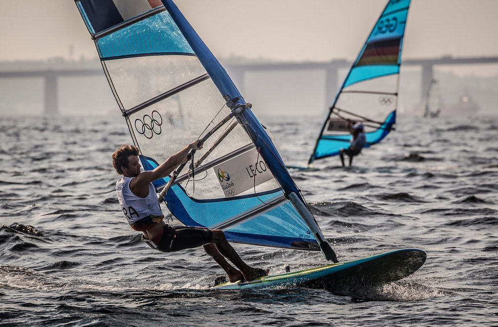 Pierre Le Coq Rio 2016_Copyright Sailing Energy - World Sailing