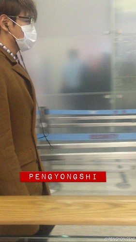 TOP - Incheon Airport - 05nov2015 - PENGYONGSHI - 05