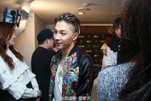 Big Bang - Golden Disk Awards - Backstage - 20jan2016 - 泡菜帮-爱奇艺 - 08