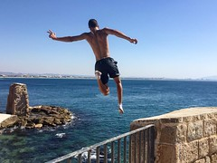 Jumping into the Med