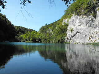 Plitvitze Lakes, July 2012