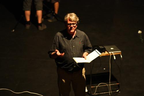 KioSK 2012 : prezentácia Henk van der Geest