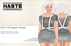 [Haste] Soho Strapped Dress @ TLC