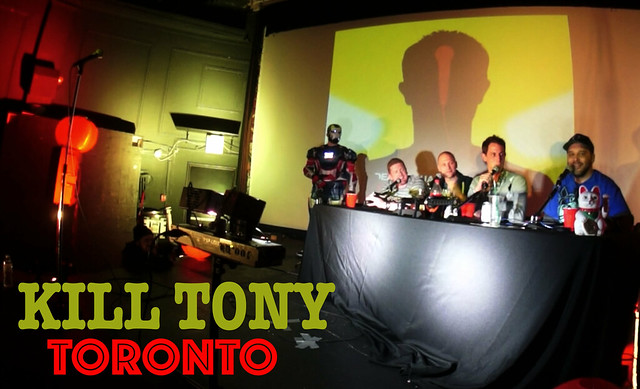 KILL TONY #78: LIVE FROM TORONTO!