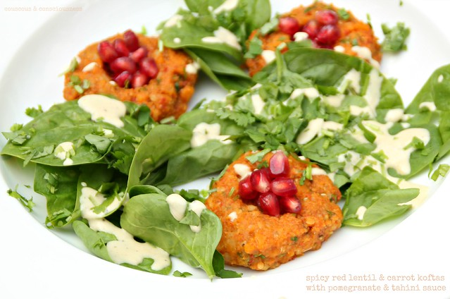 Spicy Red Lentil & Carrot Koftas 2