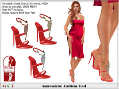 callista red