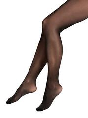 Fiore Strumpfhose LENA 40 den (Damen) | Color: Black
