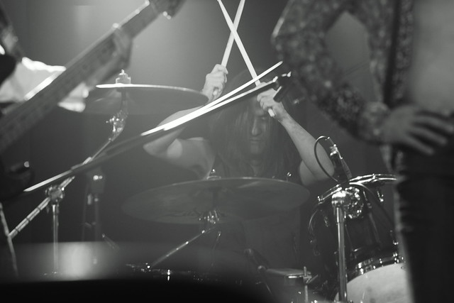Tangerine live at 獅子王, Tokyo, 29 Jan 2015. 262
