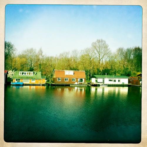 Paulien's home by Aude