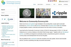 Community-Currency.info