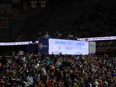 Syracuse Crunch vs. Utica Comets - November 22, 2014