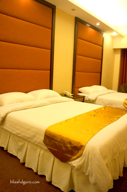 Hotel Rembrandt Quezon City Executive Deluxe Room