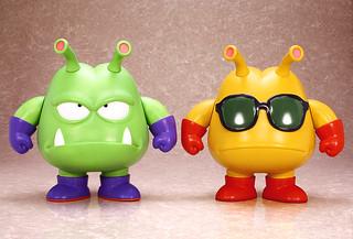 EX合金PLUS+ 怪博士與機器娃娃 笑彈大王和笑彈大王僕人