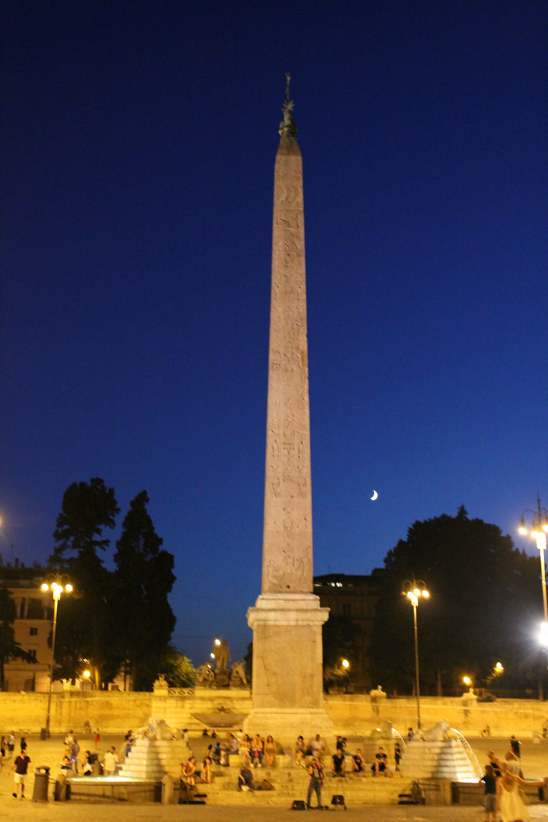 Piazza del Popole