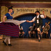 Bavarian Dancing, Munich by Robert Barone