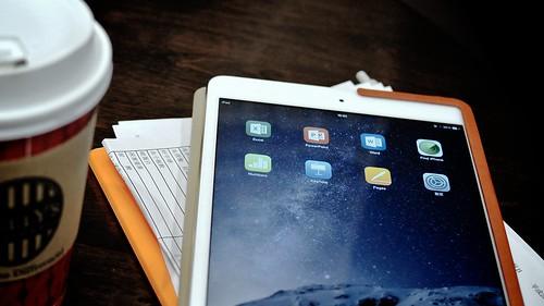 Microsoft Office for iPad.