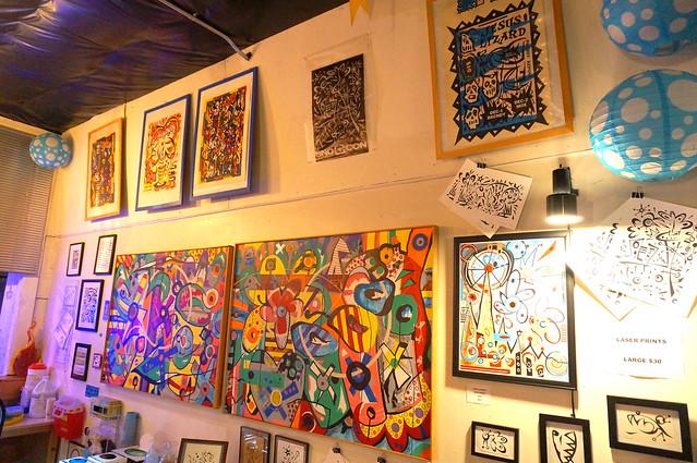 owen's studio