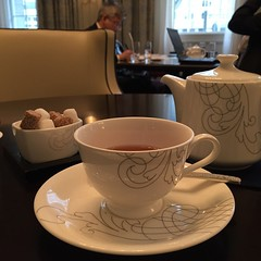 Flavored tea in nice China