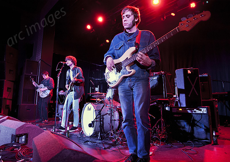 Younghusband, Manchester Academy 2, 26-2-15