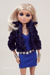 """Mix and match with new dress for 14"""" Moxie Teenz"""