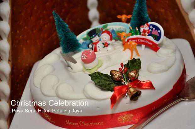 Paya Serai Hilton Petaling Jaya Christmas Celebration 18