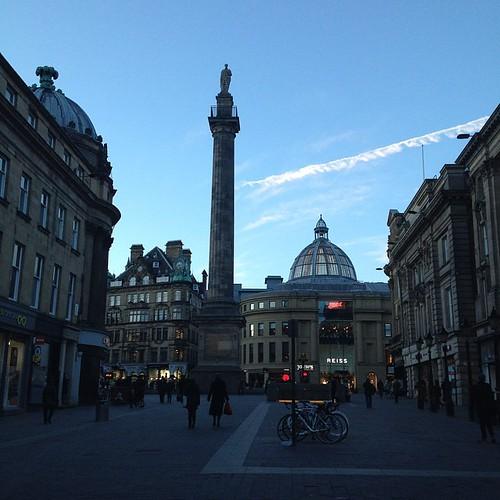 Good evening, Newcastle.